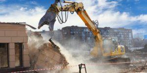 reati edilizi ordine di demolizione