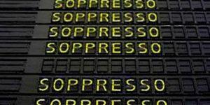 ritardo cancellazione volo sciopera